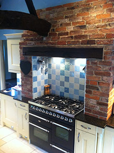 Kitchen Cooker Builders Lichfield Staffordshire